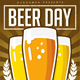 Beer Day Flyer