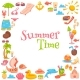 Summer Time Frame