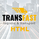 Transfast - Logistic and Transport - HTML Template - ThemeForest Item for Sale