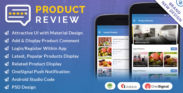 Product Review App nulled free download