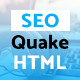 SEO quake - SEO & Digital Marketing Agency Responsive Template - ThemeForest Item for Sale