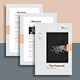 Proposal Pitch Pack - GraphicRiver Item for Sale