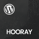 Hooray - Premium WordPress Blog Theme Nulled