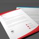 Corporate Letterhead Bundle 2 in 1 - GraphicRiver Item for Sale