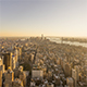 New York City , USA - The South of Manhattan - VideoHive Item for Sale