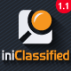 IniClassified -  Most Complete GEO Classified Ads CMS