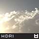 High Resolution Sky HDRi Map 102