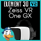Zeiss VR One GX for Element 3D
