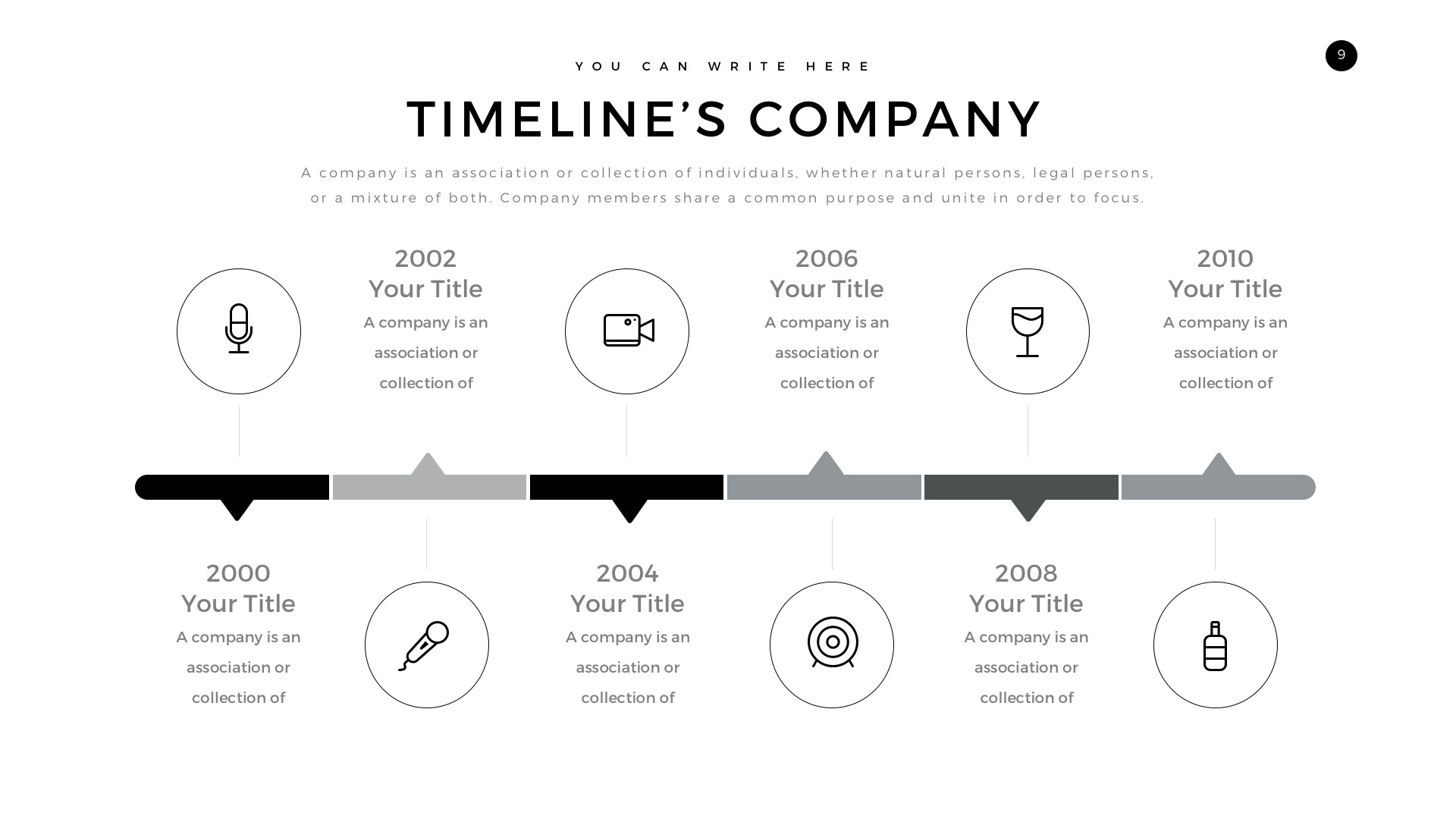 Verzus Minimal Powerpoint Template By Louistwelve Design Graphicriver