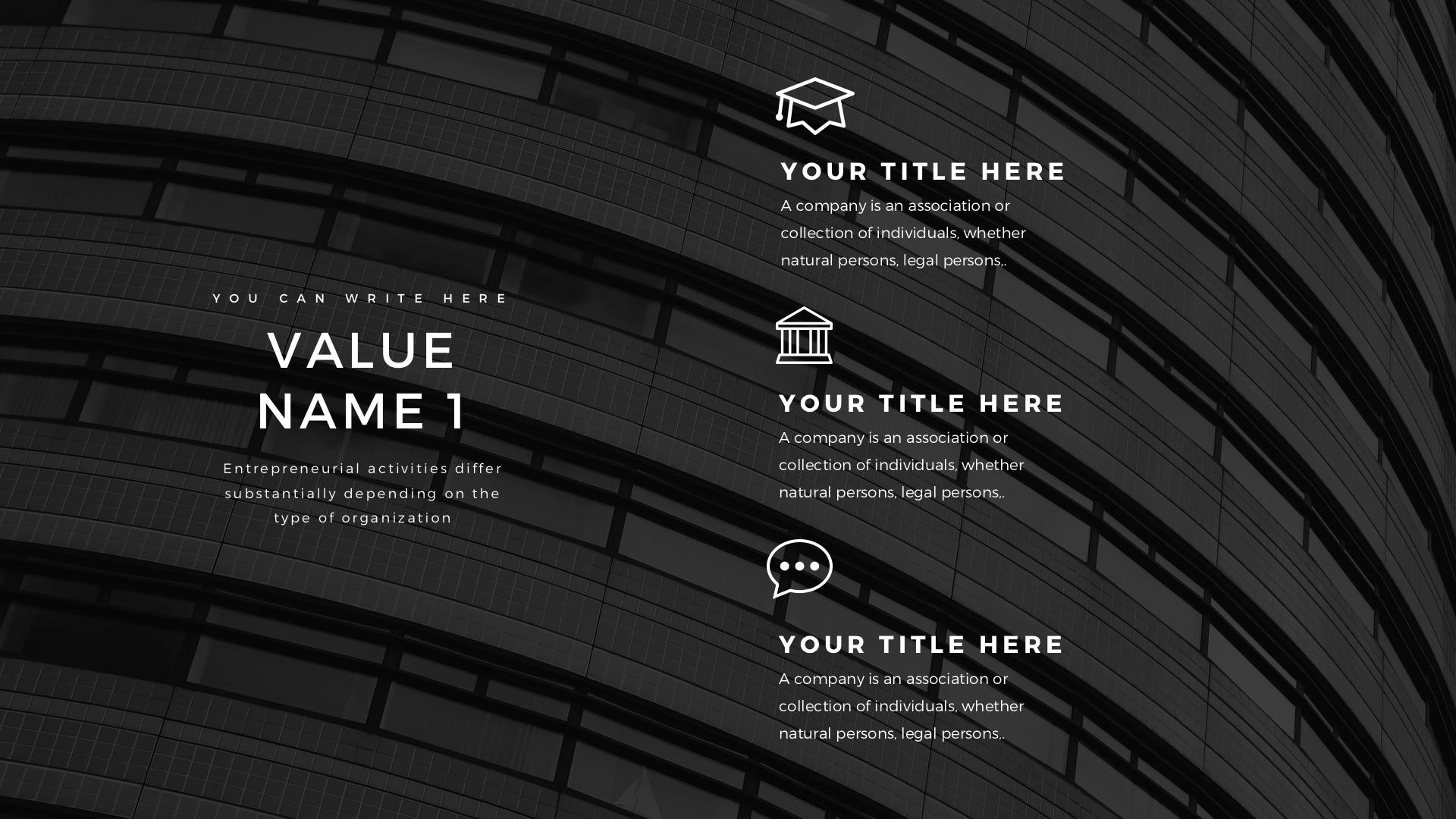 Verzus minimal powerpoint template by louistwelve design graphicriver verzus minimal powerpoint template toneelgroepblik Images