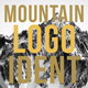 Mountain Logo Ident - VideoHive Item for Sale