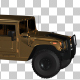 Gold Hummer - VideoHive Item for Sale