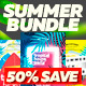 Summer Flyers Bundle - GraphicRiver Item for Sale