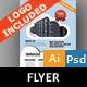 Cloud Flyer Design