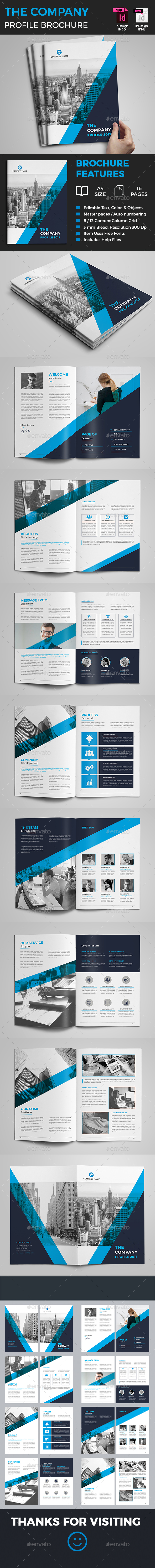 GraphicRiver Brochure 20386913