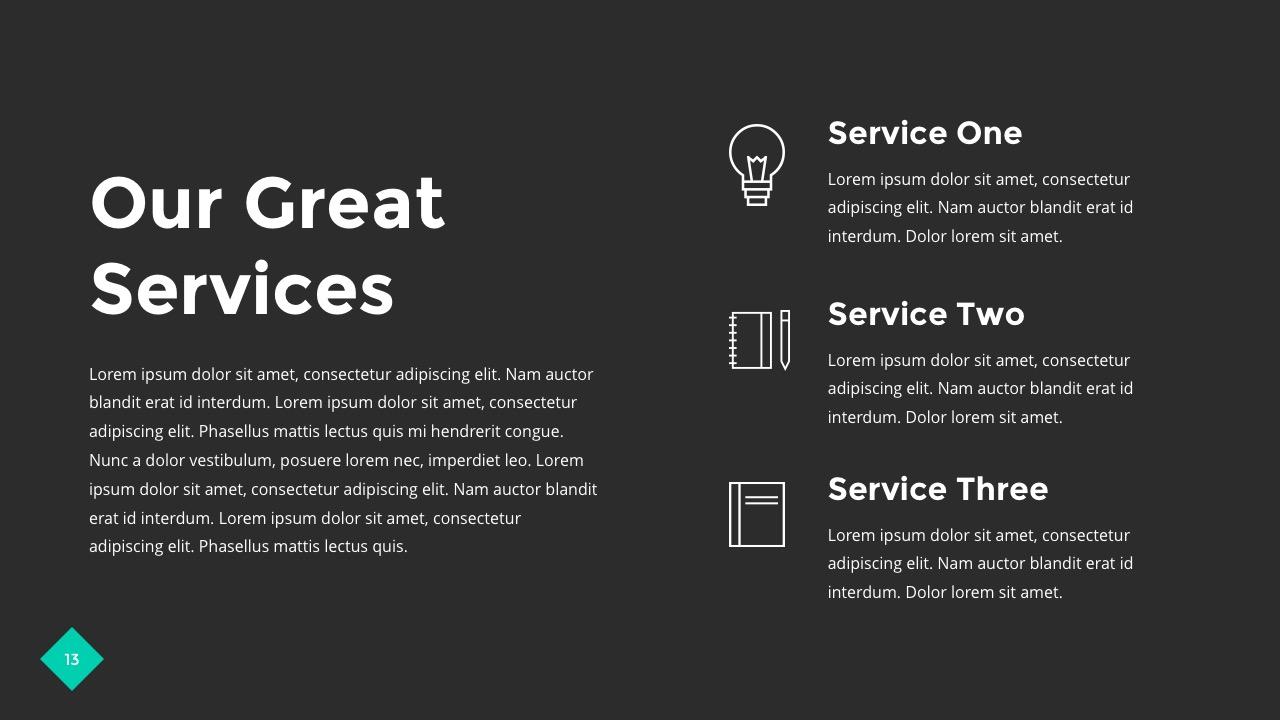 Stream - StartUp Pitch Deck Google Slides Templates by suavedigital