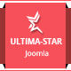 Ultima-star corporate joomla template