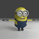 Minion - 3DOcean Item for Sale