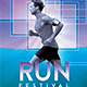 Run Festival Flyer - GraphicRiver Item for Sale
