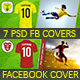 Football Fans Facebook Cover - GraphicRiver Item for Sale