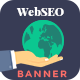 Webseo | SEO HTML 5 Animated Google Banner