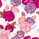 Roses Seamless - GraphicRiver Item for Sale