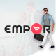 Empor - eCommerce, Shop Template Nulled