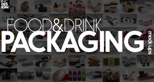 Food and Drink Packaging Mock Ups