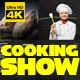 Cookin Show Broadcast pack V1