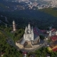 Tibidabo Mountain, Barcelona, Catalonia, Spain. - VideoHive Item for Sale