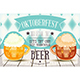 Oktoberfest Beer Festival - GraphicRiver Item for Sale