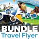 Travel & Tourism Flyer Bundle - GraphicRiver Item for Sale