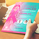 Breast Cancer Charity Flyer - GraphicRiver Item for Sale