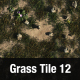 Grass Tile Texture 12 - 3DOcean Item for Sale