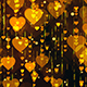 Golden Hearts - VideoHive Item for Sale