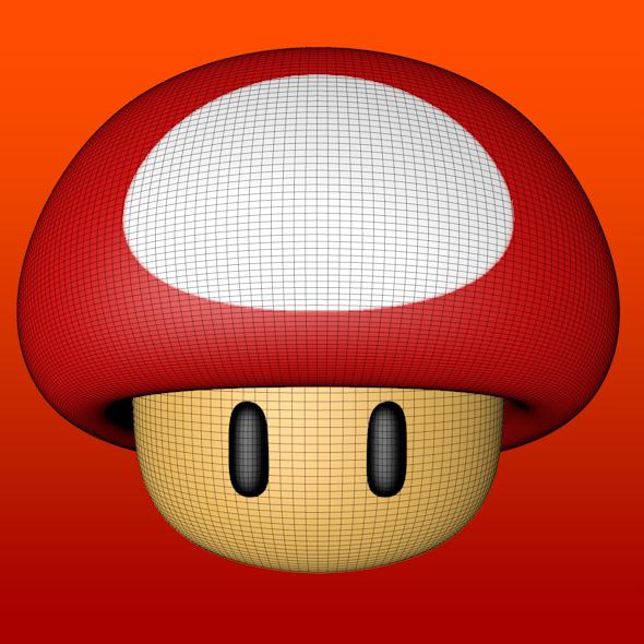 3DOcean Fungus 20388675
