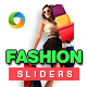 Fashion Slider Templates - 2 Designs