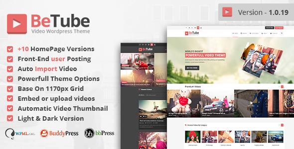 24+ Best Video WordPress Themes [sigma_current_year] 7