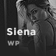 Siena - Clean Photography Theme for WordPress - ThemeForest Item for Sale
