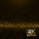 Particles Gold Background - VideoHive Item for Sale