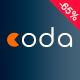 Coda - Angular 4+ Bootstrap 4 Admin Theme - ThemeForest Item for Sale