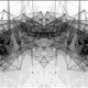 Network Morph Texture BG Multiscreen - Grayscale - VideoHive Item for Sale
