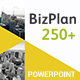 BizPlan Triangle powerpoint template - GraphicRiver Item for Sale