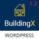 BuildingX - Builder, Contractor, Contruction WordPress Theme