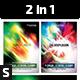 Super Dubstep Flyer - GraphicRiver Item for Sale