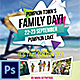 Family Day Flyers - GraphicRiver Item for Sale