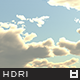 High Resolution Sky HDRi Map 105