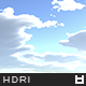 High Resolution Sky HDRi Map 106