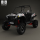 Polaris RZR XP 900 2011 - 3DOcean Item for Sale