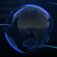 Hologram 3D World Earth Globe - VideoHive Item for Sale